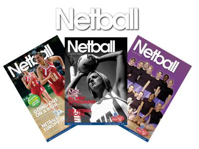 England Netball Magazine 2012