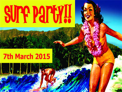 Feral Surf Re-Union Party 2015