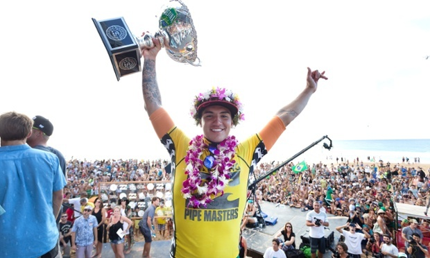 Winner of ASP World Tour 2014