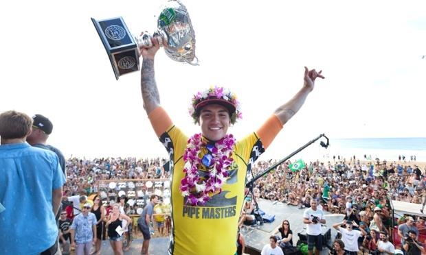Winner of ASP World Tour 2014